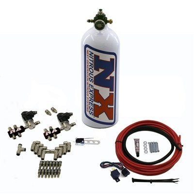 NX PUMPLESS DIRECT PORT WATER METHANOL, 8 CYLINDER