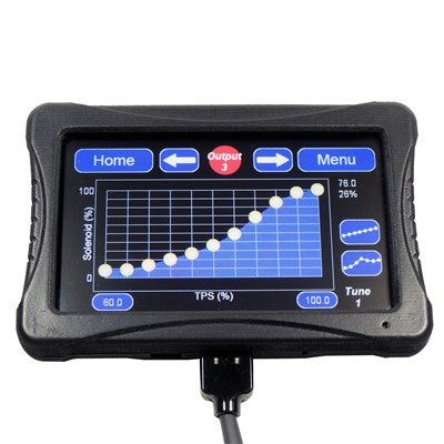 Nitrous Express 16008S TOUCH SCREEN DISPLAY Max 5 lcd