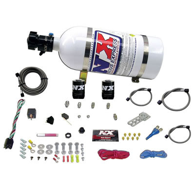 NITROUS EXPRESS FORD MUSTANG EFI RACE (100-150-200-250HP) SINGLE NOZZLE 20113