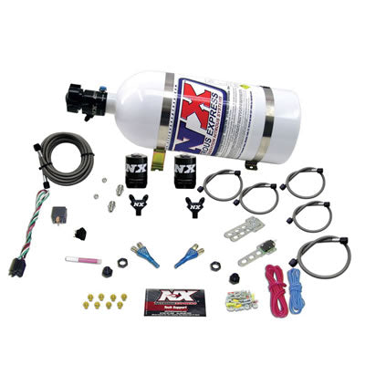 Nitrous Express 20315 DODGE EFI FULL RACE (100-150-225-300HP) DUAL NOZZLE
