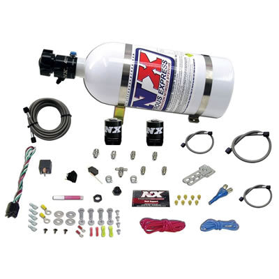Nitrous Express ALL SPORT COMPACT EFI SINGLE NOZZLE SYSTEM (35-50-75 HP) 20923