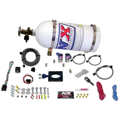 Nitrous Express 20941 EFI NITROUS PLATE SYSTEM for 1.4L TURBO DODGE DART 2013+