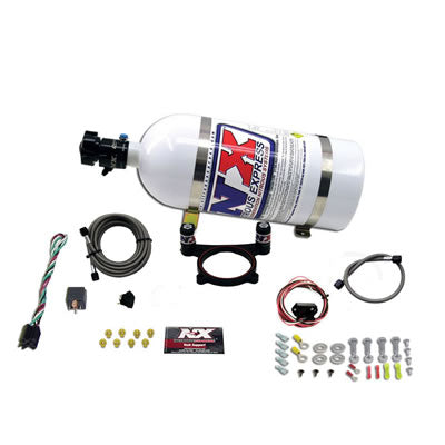 NX 2011-Up MUSTANG GT 5.0 COYOTE PLATE SYSTEM (35-200HP) W/ 10LB BOTTLE 20948-10