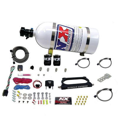 Nitrous Express Mustang 2007-14 GT 500 Nitrous Plate System 20949