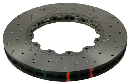DBA 52910.1XS 5000 Series Brake Front Rotor Disc for 2015-17 Dodge Hellcat SRT8