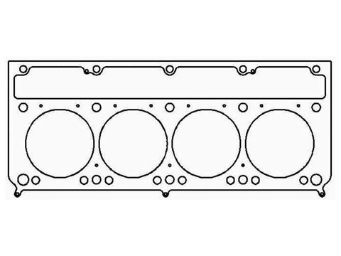 "Cometic 6.2L HELLCAT 4.150"" MLX Head Gasket - Right Side"