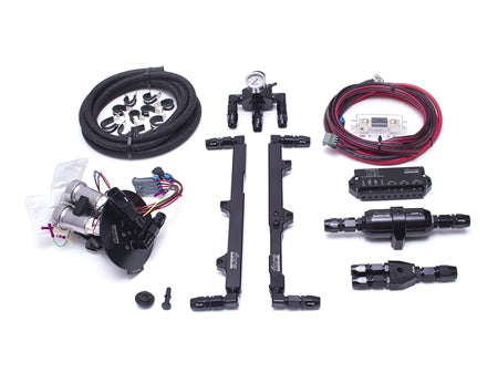 Fore Innovations 2005+ Hemi LX/LC/LD L4 Fuel System (triple pump)