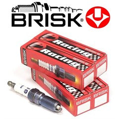 Brisk Racing 6.4L HEMI Spark Plugs RR15YS - 16 Plug Package