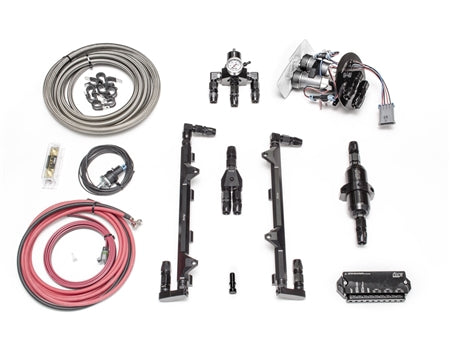 Fore Innovations  LX/LC Hellcat L4 Fuel System (dual pump)