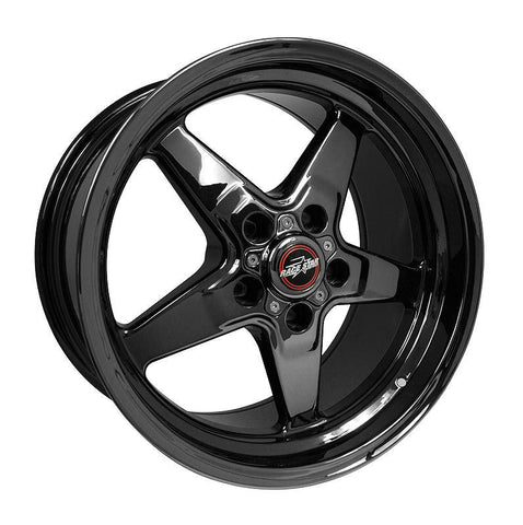 RACESTAR 92 Drag Star Direct Drill Dark Star 17x9.5 for Jeep SRT8