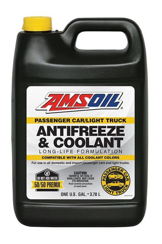 Amsoil Passenger Car & Light Truck Antifreeze & Coolant
