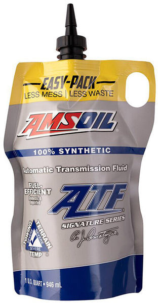 Amsoil Signature Series Multi-Vehicle Synthetic Automatic Transmission Fluid (Hellcat)8HP90 /SL076
