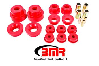 BMR Suspension 2010+ Camaro BK030, Rear Cradle Bushing Kit, Pro Version (BK024, BK029)