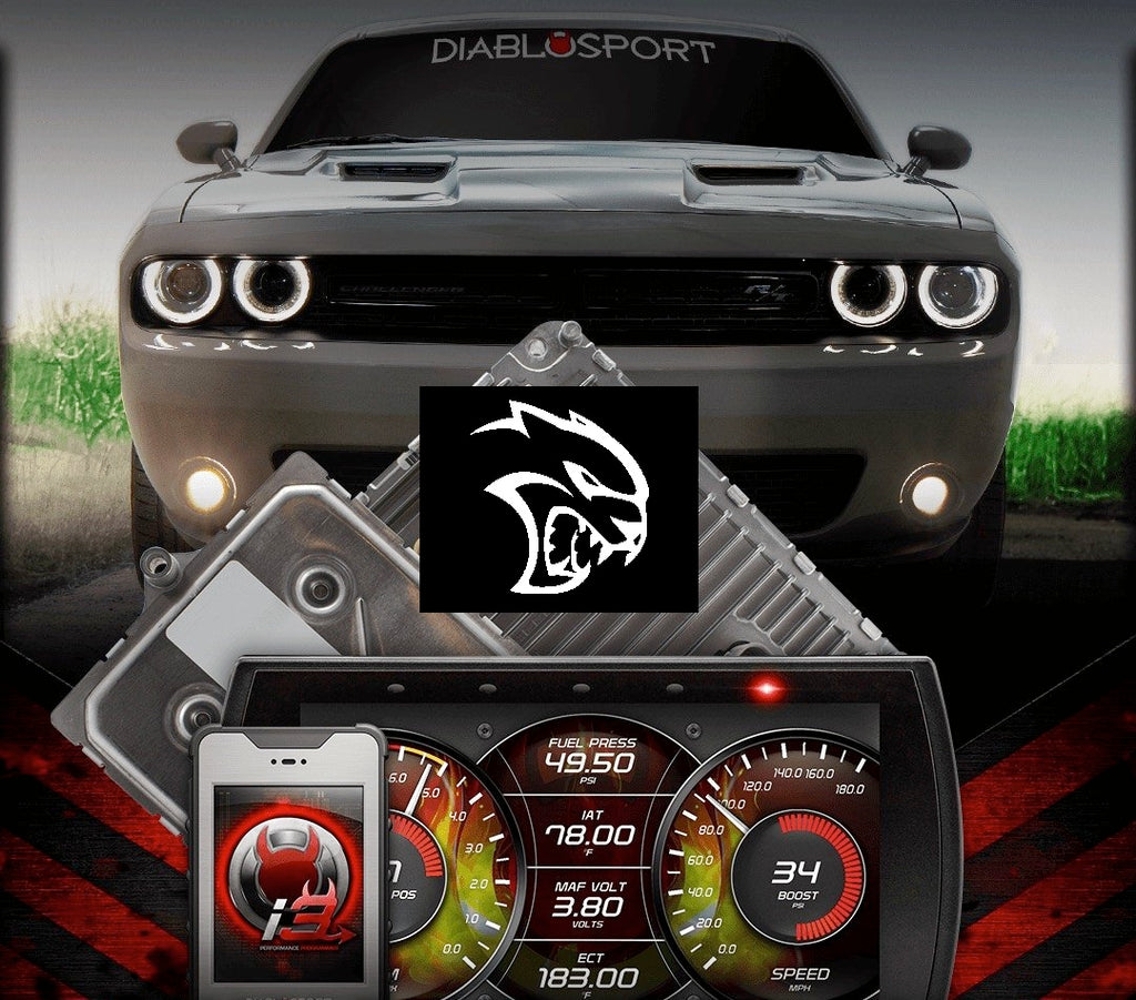 Diablosport PCM + Tuner Package Hellcat 2015-2017 Dodge Challenger & Charger