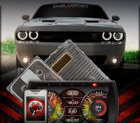 Diablosport 2015-2017 Modified PCM & Tuner Package