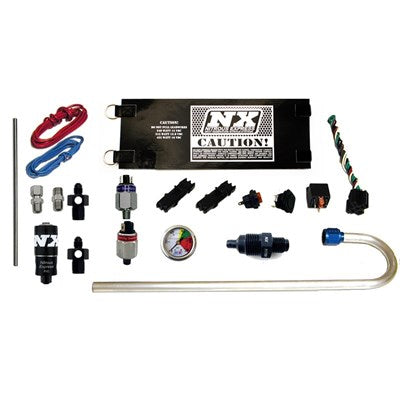 Nitrous Express GEN X 2 ACCESSORY PACKAGE, CARB FOR 6AN FEEDLINE