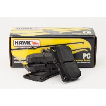 HAWK PC Ceramic REAR Brake Pads (2006-2018 6.1L/6.2L/6.4L Dodge/Chrysler/Jeep SRT) – HB194Z.570