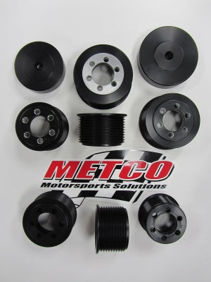 Metco Supercharger Pulley Ring Only