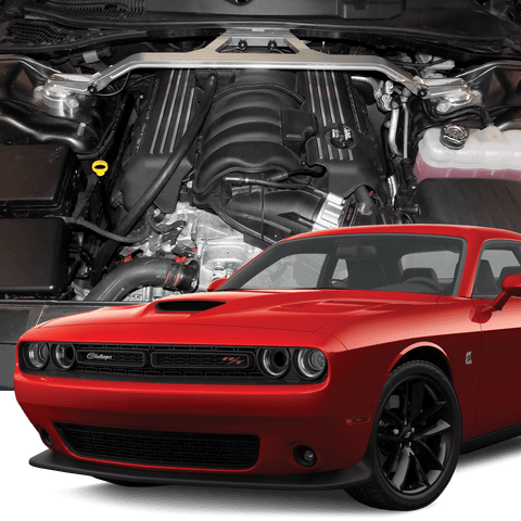 Hellion 2006-2019 Hemi 5.7L / 6.1L / 6.4L Sleeper Hidden Twin Turbo System (Challenger, Charger, 300C, Magnum)