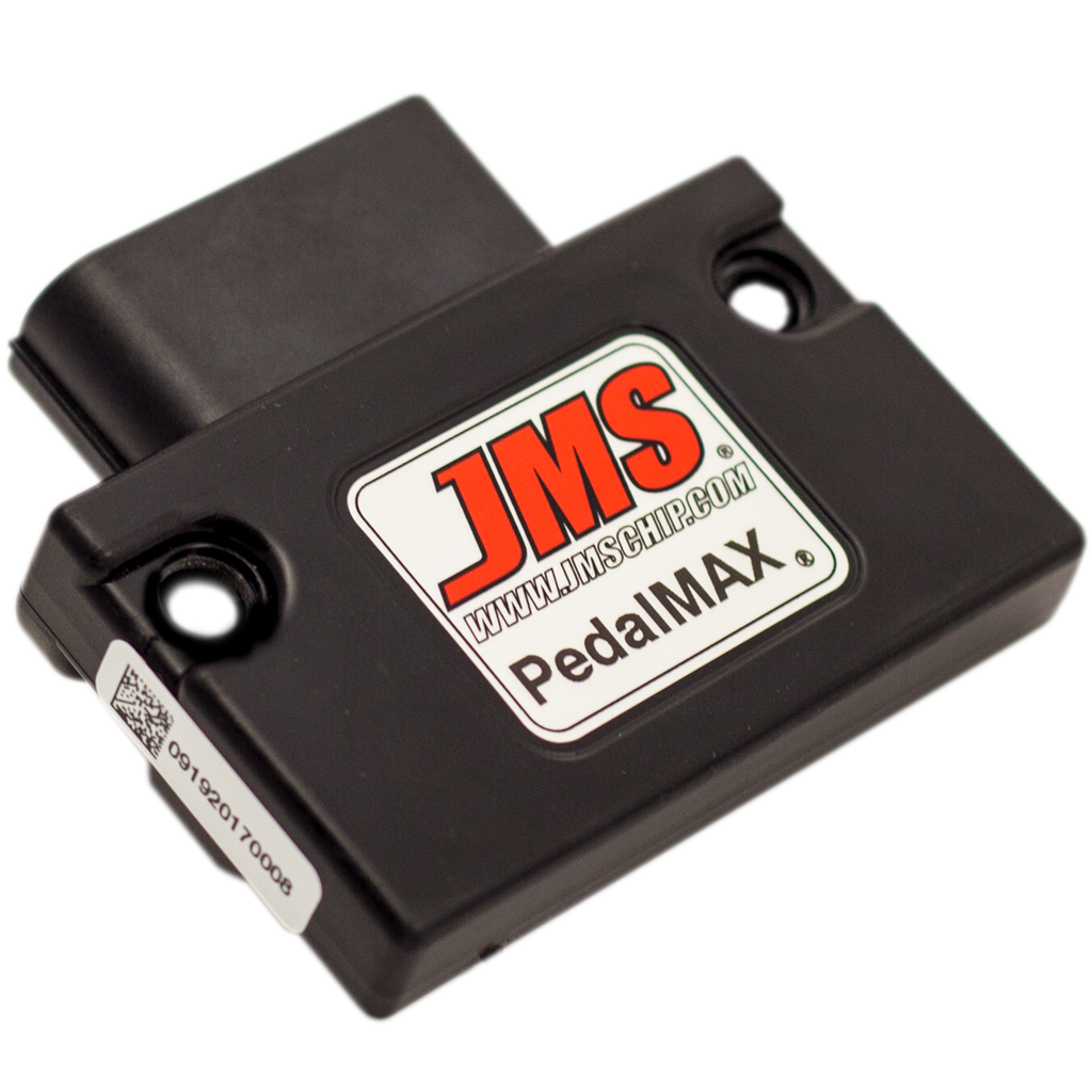 JMS PEDALMAX THROTTLE ENHANCEMENT DEVICE - Dodge Dart/Journey/Renegade/Cherokee/FIAT/Ram Promaster - PX1114DCX3