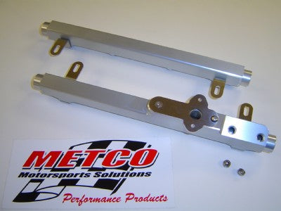 METCO MFRS1000A 2007+ Shelby GT500 Fuel Rail Set