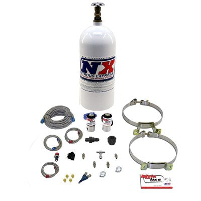 Nitrous Express ML2000 Mainline Universal EFI Wet Single Nozzle Kit System NX