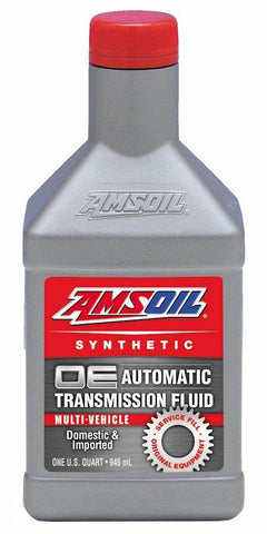 Amsoil OE Multi-Vehicle Synthetic Manual TR6060 AP4 All TEMPS / Automatic Transmission Fluid