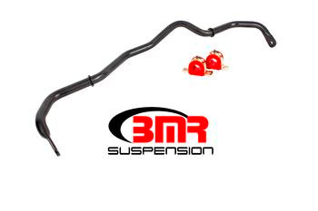 BMR Suspension SB050, Sway Bar Kit With Bushings, Front, Hollow, Non-adjustable