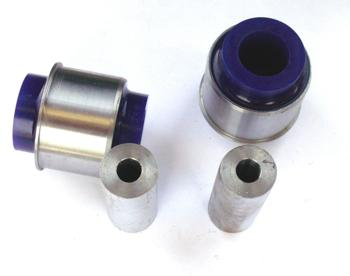 BMR Bushing Kit, Front Radius Rod, Non-adjustable