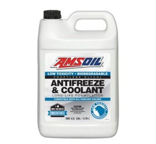 Amsoil Low Toxicity Antifreeze and Engine Coolant