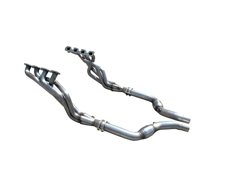 Challenger & Charger 6.4L & 6.1L 2005-2020 American Racing Long Tube Headers - With Cats
