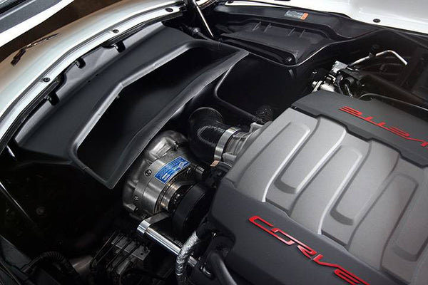 ProCharger CORVETTE C7 STINGRAY 2014-2019 LT1 PROCHARGER - INTERCOOLED COMPETITION RACE TUNER KIT WITH F-1A-94, F-1C, OR F-1R