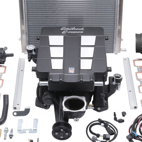 Edelbrock Supercharger Stage 1 Kit For 2009-2014 Dodge Ram 1500 5.7L W/ Tune