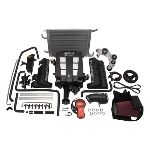 Edelbrock Supercharger Stage 1 Kit For 2009-2010 Chrysler/Dodge 5.7L W/ Tune