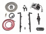 Fore Innovation 2015+ LX/LC Hellcat L4 Fuel System (triple pump)