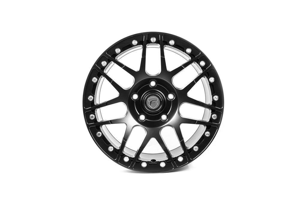 Forgestar F14 Beadlock Wheels 17x10 5x115 Charger / Challenger & Widebody