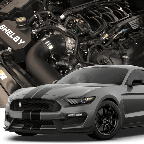 Hellion 2016+ Ford Mustang Shelby GT350 Sleeper Hidden Twin Turbo System