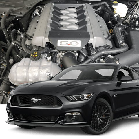 Hellion 2015-2017 Ford Mustang GT Sleeper Hidden Twin Turbo System
