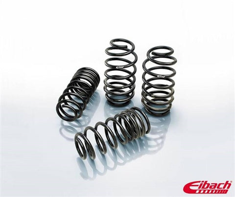 Eibach SPECIAL EDITION PRO-KIT Performance Springs (2018 Jeep Grand Cherokee Trackhawk) – E10-51-022-01-22