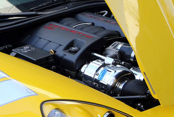 ProCharger CHEVY CORVETTE C6 LS3 2008 - 2013 PROCHARGER I-1 PROGRAMMABLE INTERCOOLED SUPERCHARGER KIT