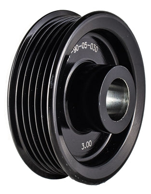 "Magnuson Supercharger Press-Fit Pulley 5 Rib 3"" Diameter .268mm Offset - 57-90-05-030"