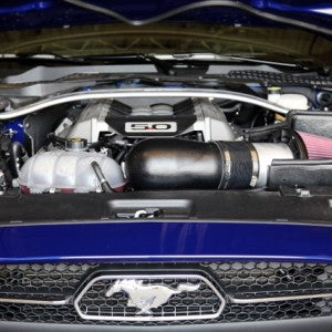 2015 MUSTANG PMAS 102mm AIr Intake NO TUNE REQUIRED