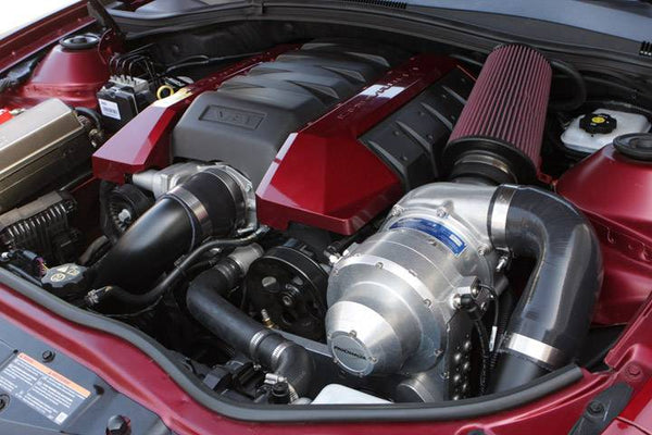 ProCharger CHEVY CAMARO SS (LS3 & L99) 2010 - 2015 PROCHARGER I-1 PROGRAMMABLE INTERCOOLED SUPERCHARGER KIT