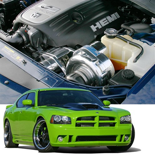 ProCharger 2006 - 2010 Dodge Charger 5.7L HEMI High Output Supercharger Kit