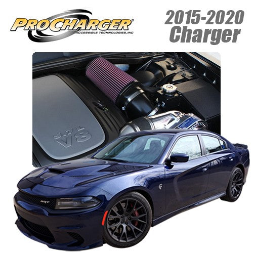 ProCharger 2015 - 2020 Dodge Charger 5.7L HEMI High Output Supercharger Kit