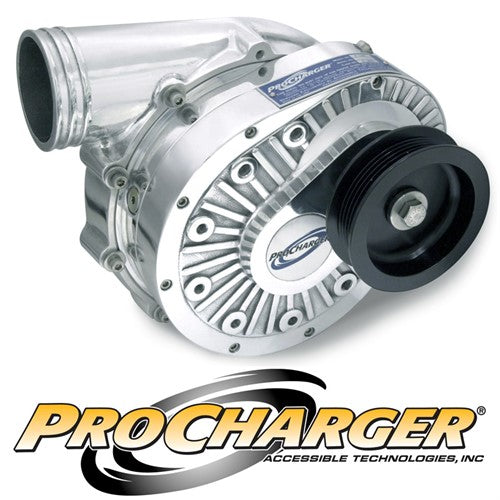 ProCharger 2006 - 2010 Jeep Cherokee SRT8 6.1L HEMI Supercharger Kit