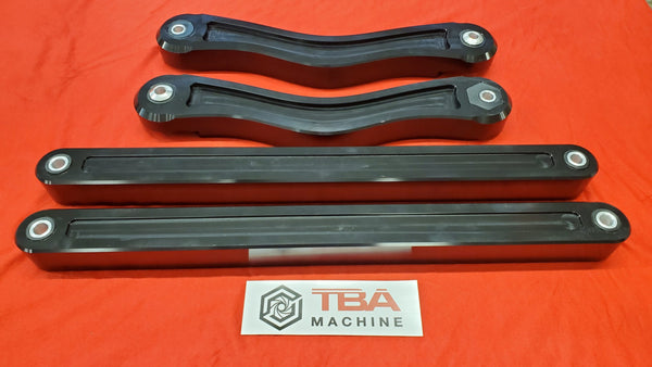TBA Trackhawk Billet Rear Suspension Package