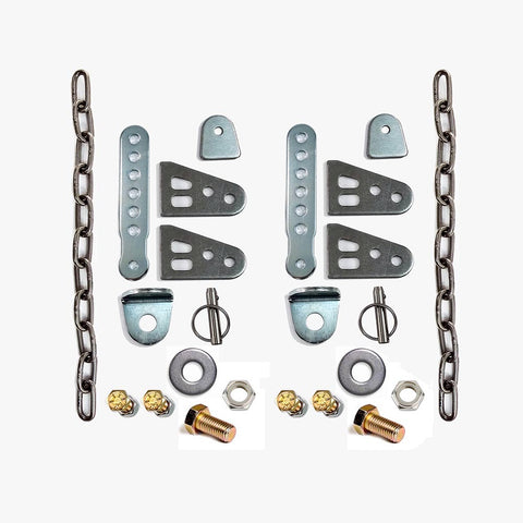 Universal Front End Chain Travel Limiter Kit | UPR