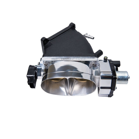 VMP BPS HIGH FLOW ELBOW AND TWIN 67 THROTTLE BODY FOR 13-14 TRINITY SUPERCHARGER