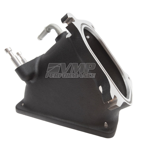 VMP BLACK TVS HIGH-FLOW INLET ELBOW 2011-2012 GT500 +20-40HP